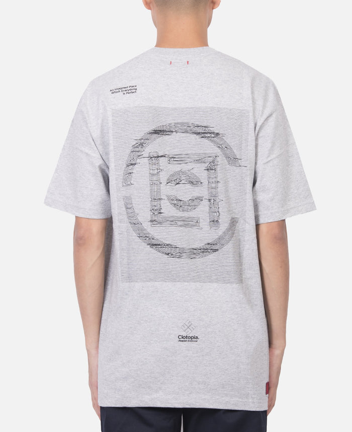 Mapping T-Shirt (Grey)