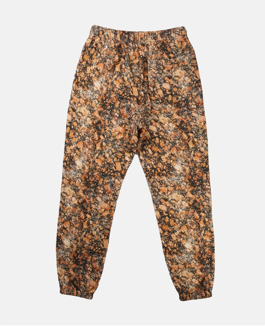 STONE CAMO SWEATPANTS