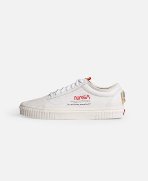 Space Voyager Old Skool (White)