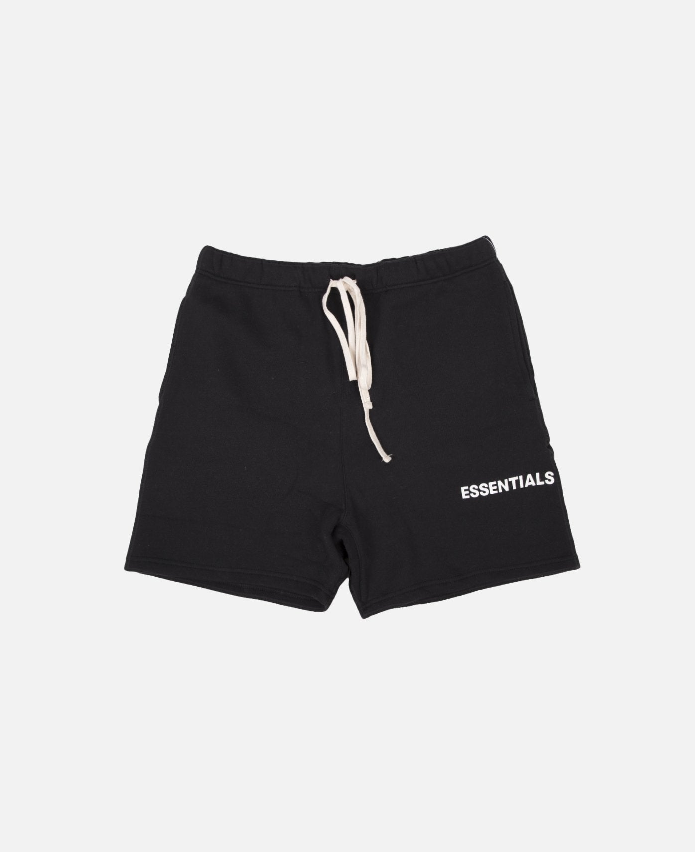 Fleece Shorts (Black)