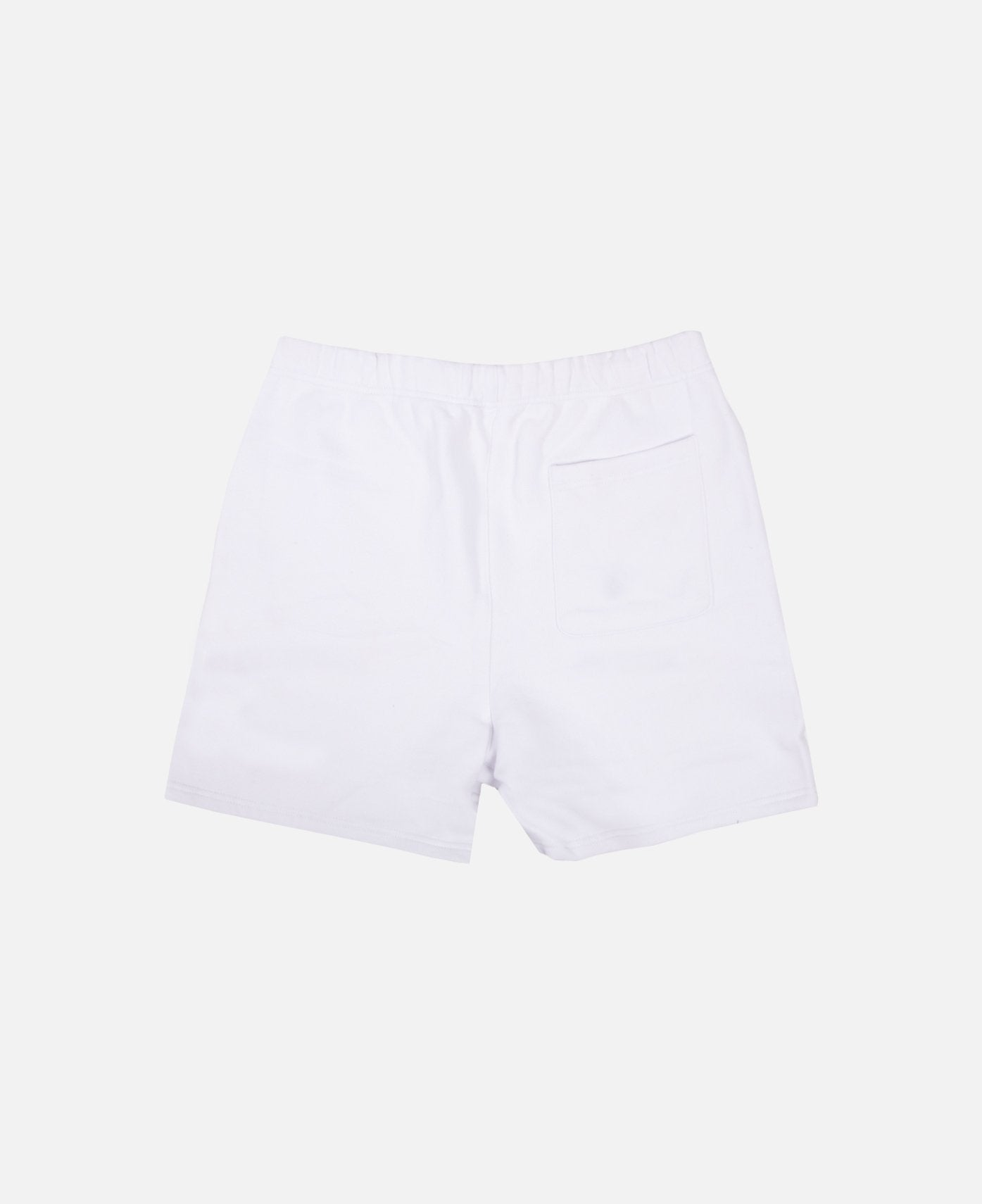 Fleece Shorts (White)