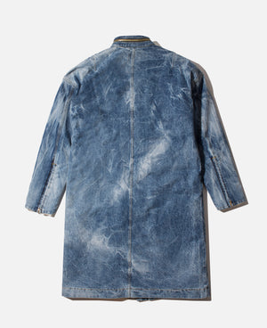 Selvedge Denim Holy Water Alpaca Deckcoat