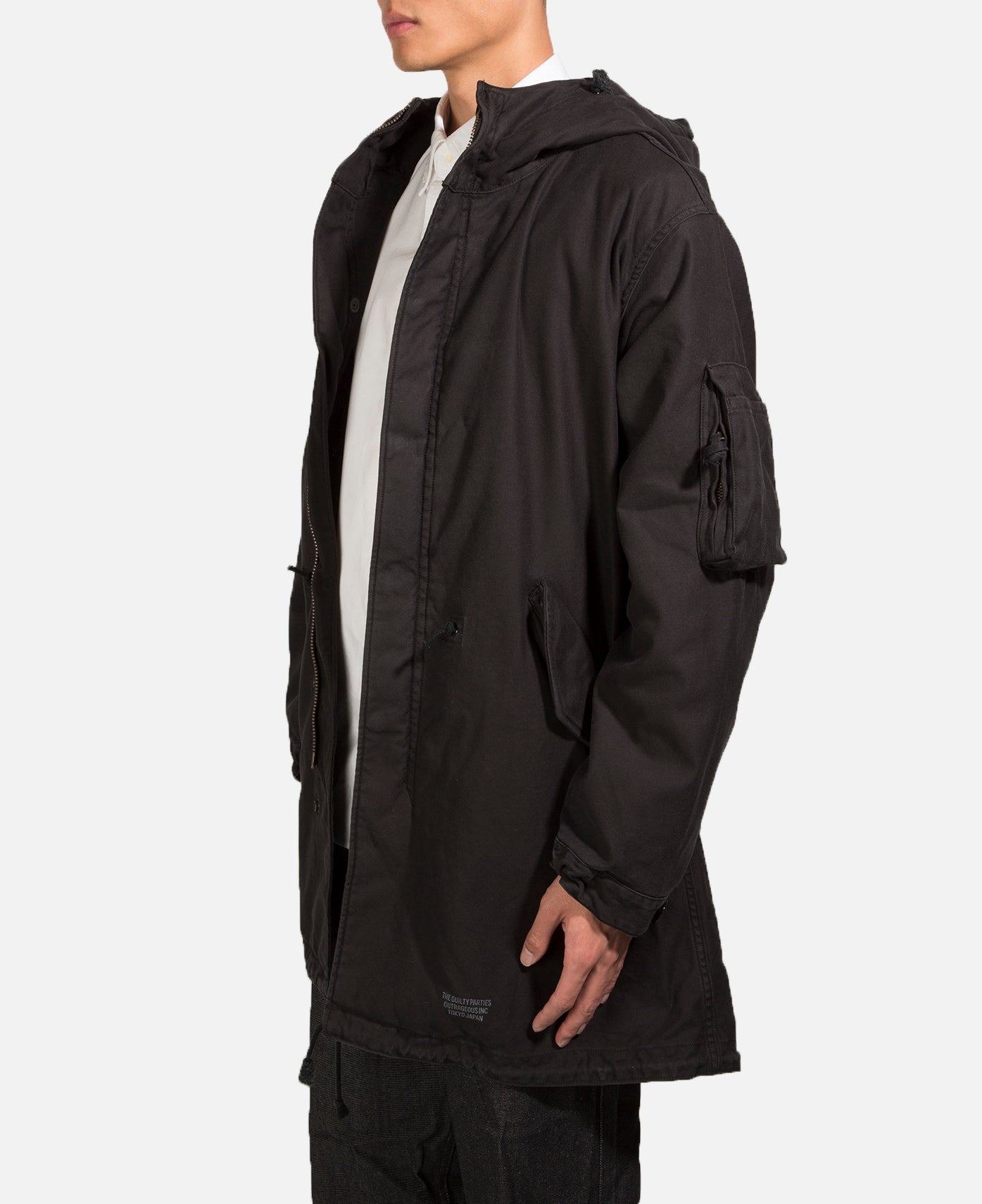 M-48 Mods Coat (Type-2)