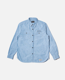 Chambray Work Shirt L/S (Type-4)