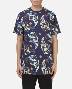 Floral Pattern T-Shirt