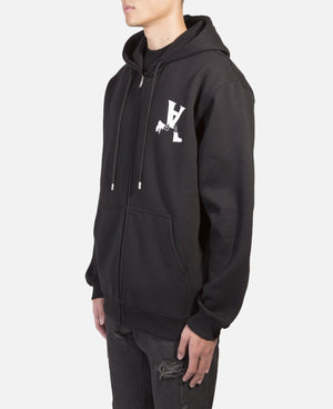 Globe Trotting Zip Up