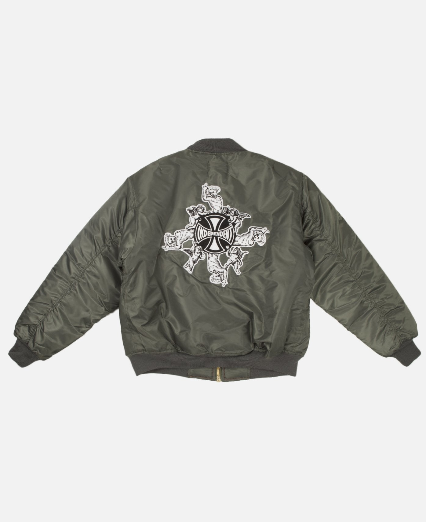 FA x Indy Angel Bomber Jacket