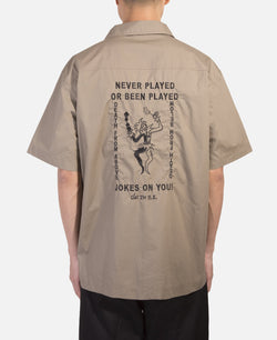 Never Been Played S/S Shirt