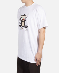 Devin Troy X Emotionally Unavailable Monkey T-Shirt