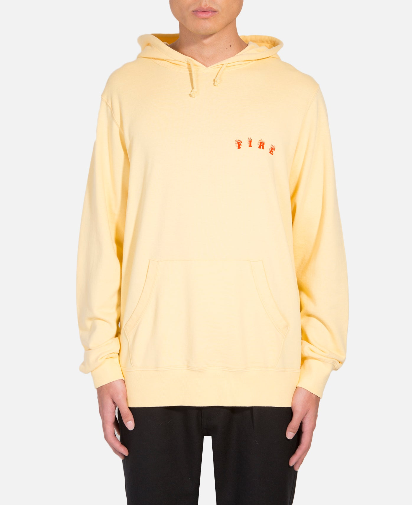 Lightweight Pullover Hooded Sweat Shirt (Type-4)