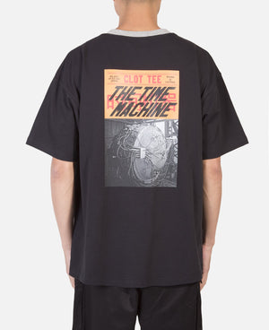 Time Machine Pocket T-Shirt