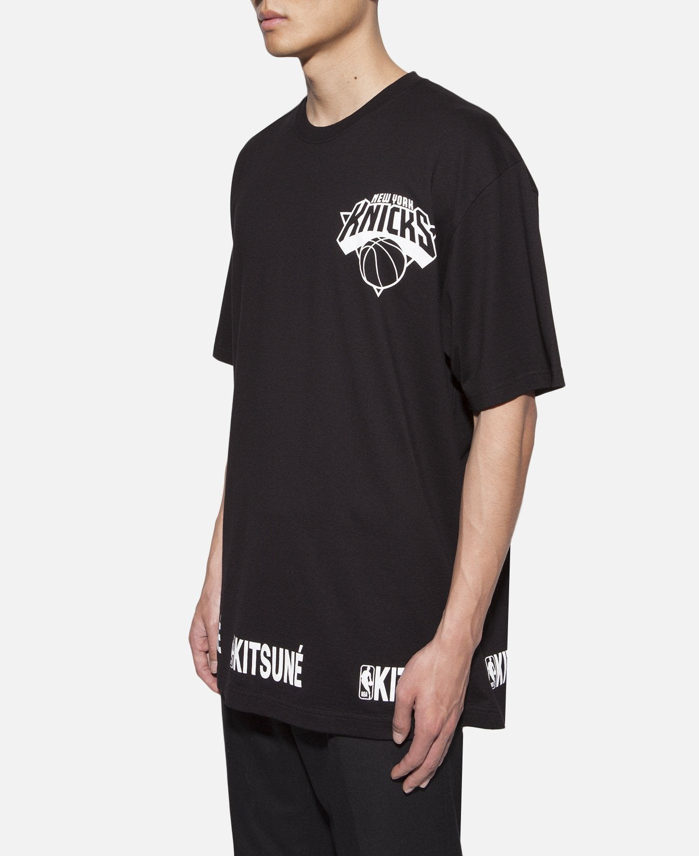 Kitsuné x NBA Tee-Shirt Knicks
