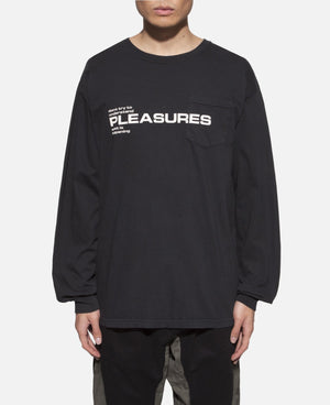 Don't Try Pocket L/S T-Shirt