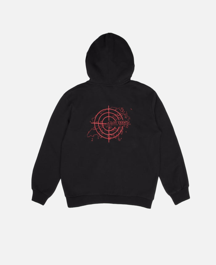 Survival Program Hoodie (Black)