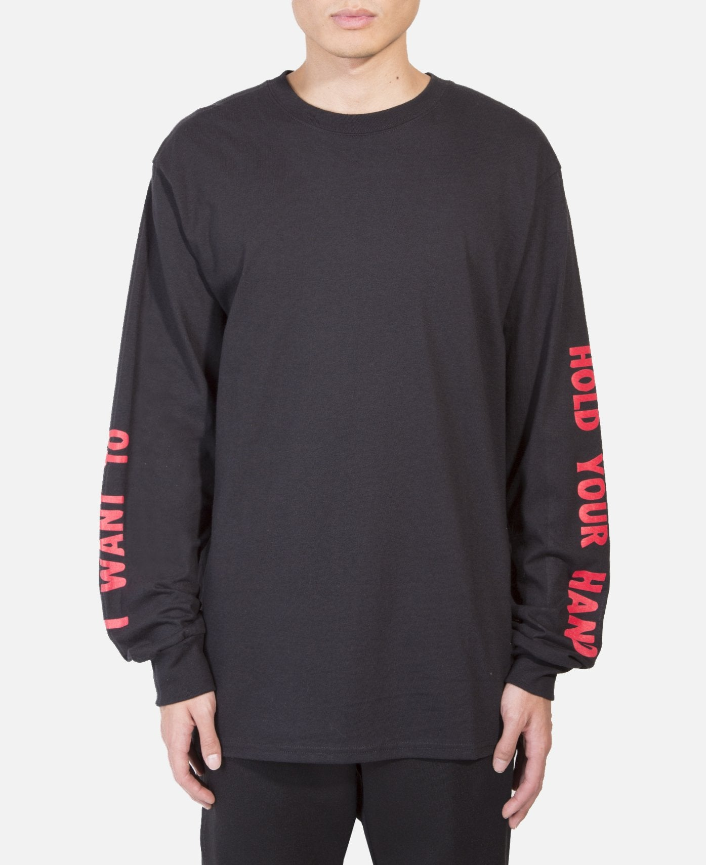 I Want To L/S T-Shirt