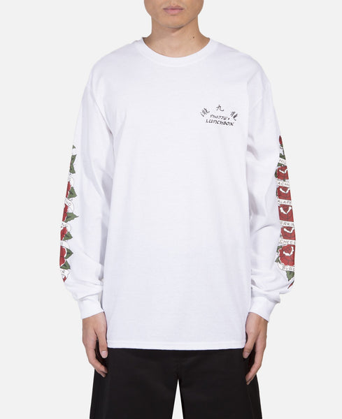 Rose Long Sleeve T-Shirt