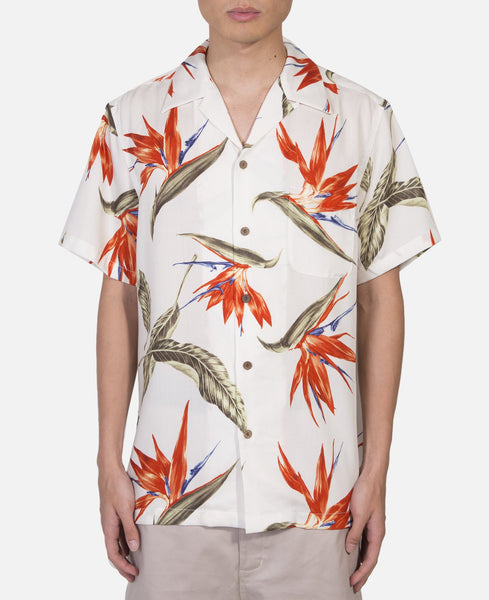 Bird Of Paradise S/S Hawaiian Shirt