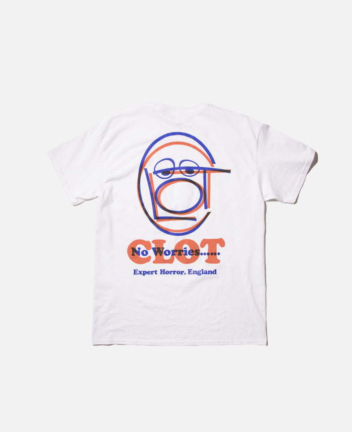 CLOT x EH Worries T-Shirt