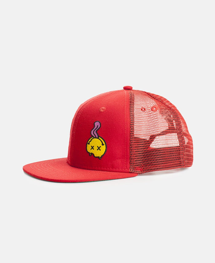 FACE MELTER HAT (RED)