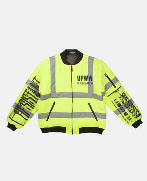 BOMBER (YELLOW)