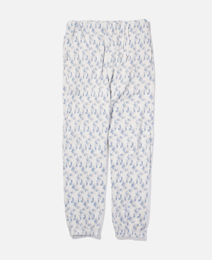 Boucle Jacquard Sweat Pants