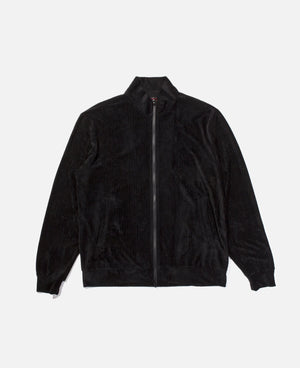 Stripe Velour Jacket