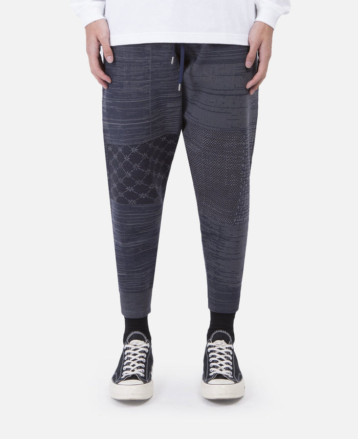 Jog Patchwork Pants