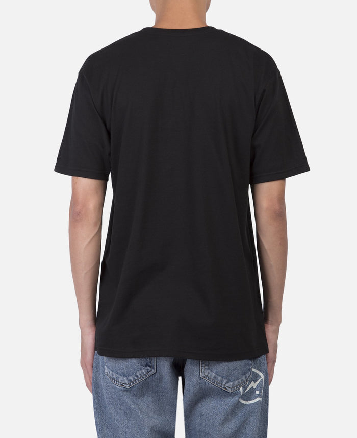 Denim Photo T-Shirt (Black)