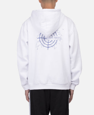 Survival Program Hoodie (White)