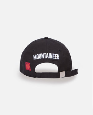 Mountaineer Logo Cap
