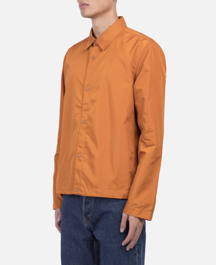 Svend Nylon Oxford Jacket (Oxide Orange)