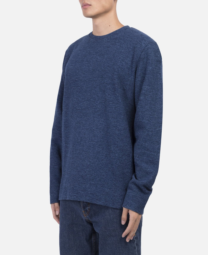 Halfdan Indigo Sweat