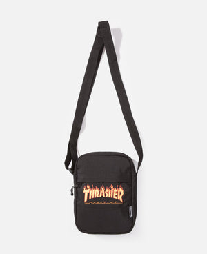 Flame Shoulder Bag