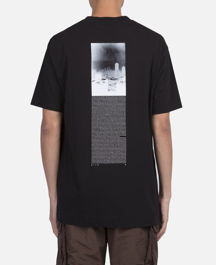 City Scape Back T-Shirt