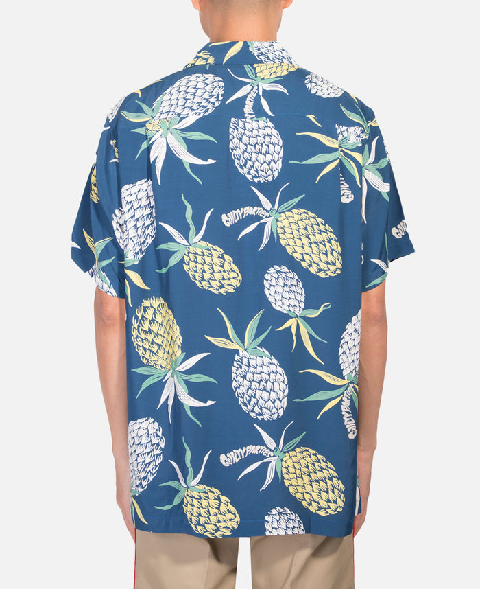 Pineapple S/S Hawaiian Shirt