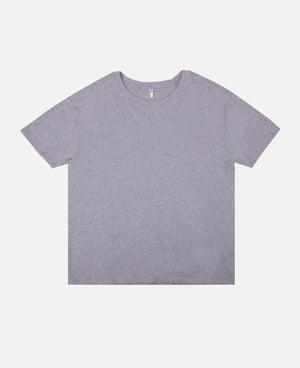 Boxy S/S T-Shirt (Grey)