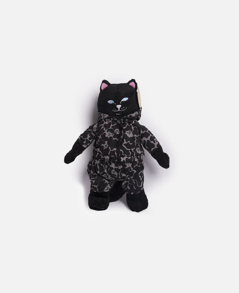 Jerm Camo Plush Doll (Black)