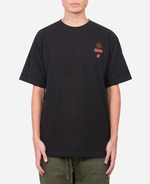 Mapping T-Shirt (Black)