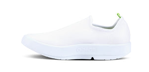 WOMEN'S OOMG EEZEE LOW WHITE & WHITE