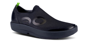 MEN'S OOMG LOW EEZEE - BLACK & BLACK