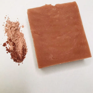 Pink Clay Soap