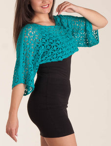 "Knit top ""Belly Dancer"""