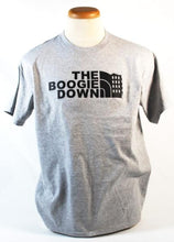 THE BOOGIE DOWN TEE - ATH. GREY