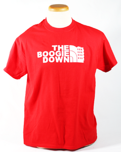 THE BOOGIE DOWN TEE - RED