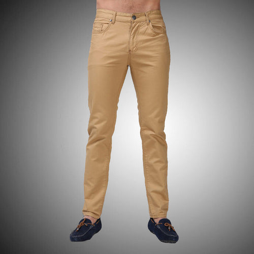 Straight Casual JFashion Design Men Pants White Blue Red Jeans - ShoppingDailyDeals