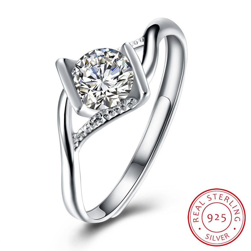 Sterling Silver Fashion Ring - ShoppingDailyDeals
