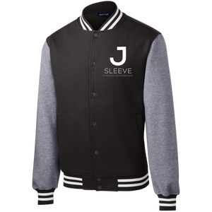 JSleeve Letterman Jacket