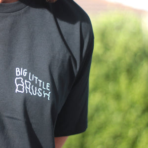Brush, don't rush tee