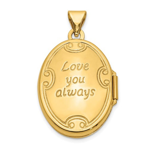 Love Always Locket