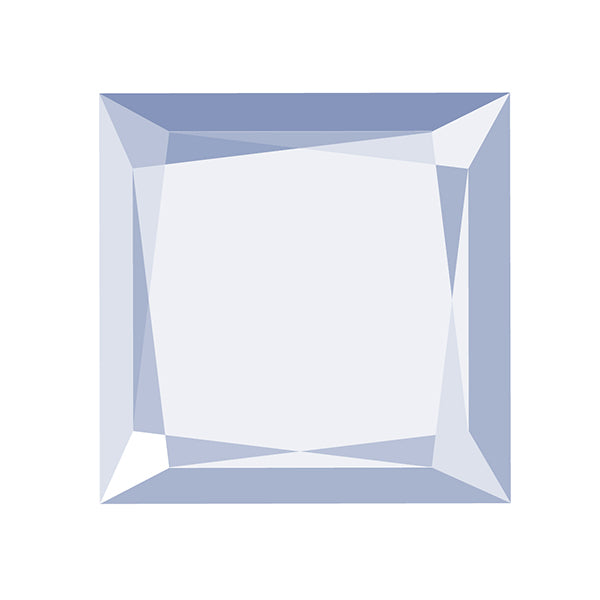 1.43-CARAT PRINCESS DIAMOND